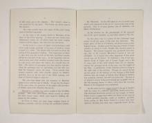 1909-10 Meidum, Memphis Exhibition catalogue PMA/WFP1/D/18/15.5