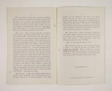 1909-10 Meidum, Memphis Exhibition catalogue PMA/WFP1/D/18/15.9