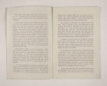 1909-10 Meidum, Memphis Exhibition catalogue PMA/WFP1/D/18/17.3