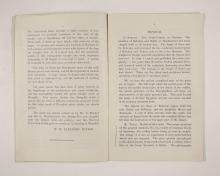 1909-10 Meidum, Memphis Exhibition catalogue PMA/WFP1/D/18/17.4